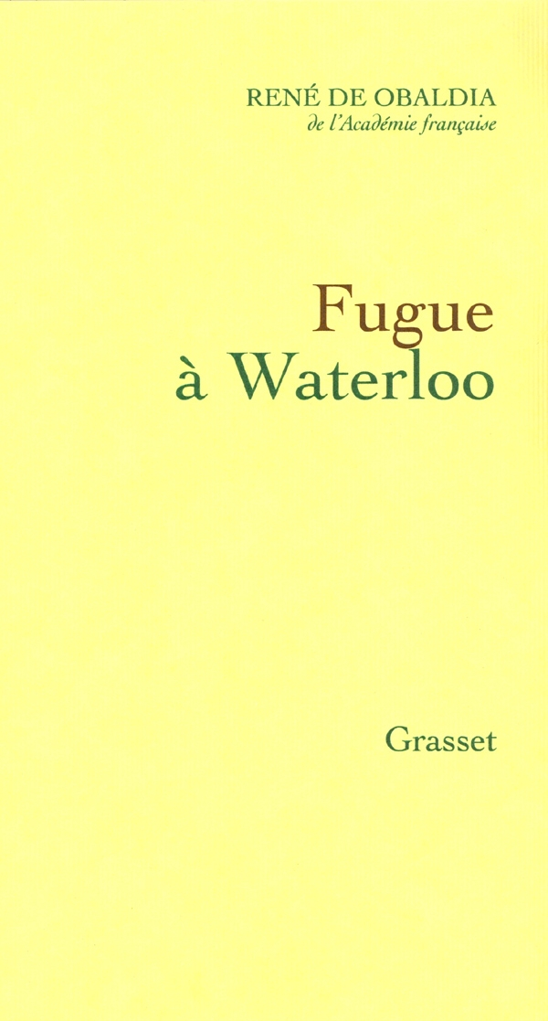 Fugue à Waterloo