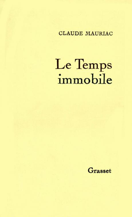 Temps immobile T01