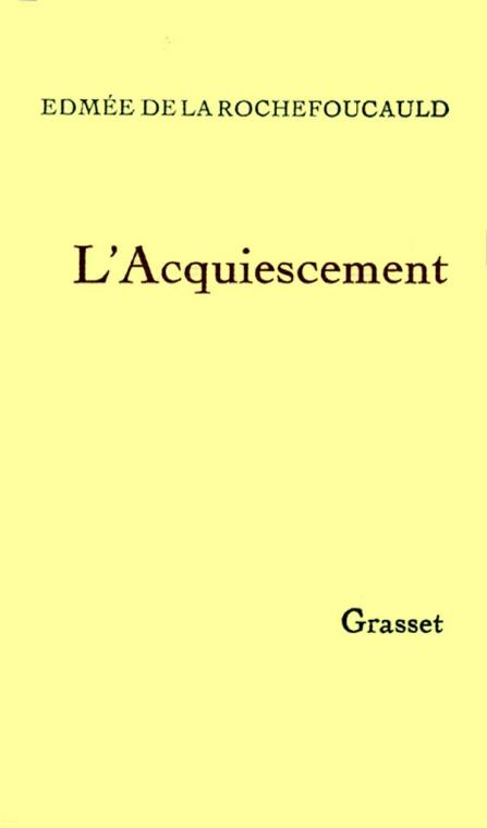 L'acquiescement
