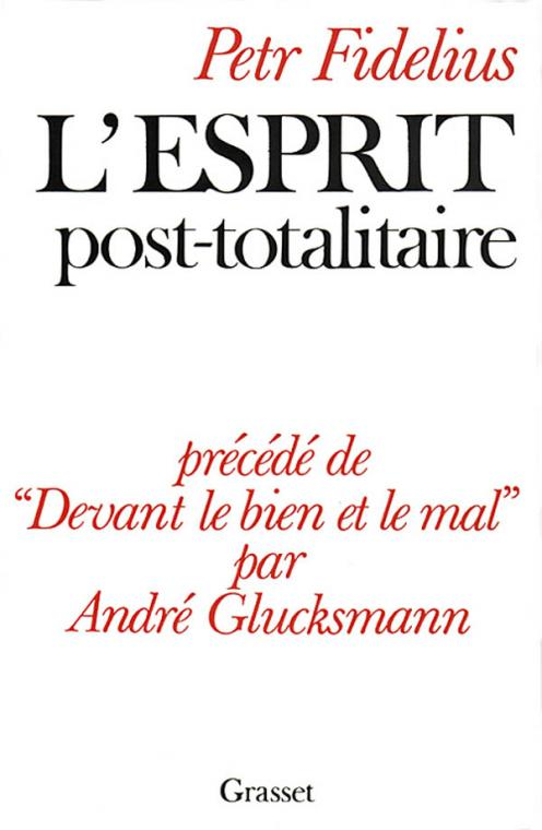 L'esprit post-totalitaire