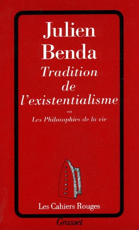 Tradition de l'existentialisme
