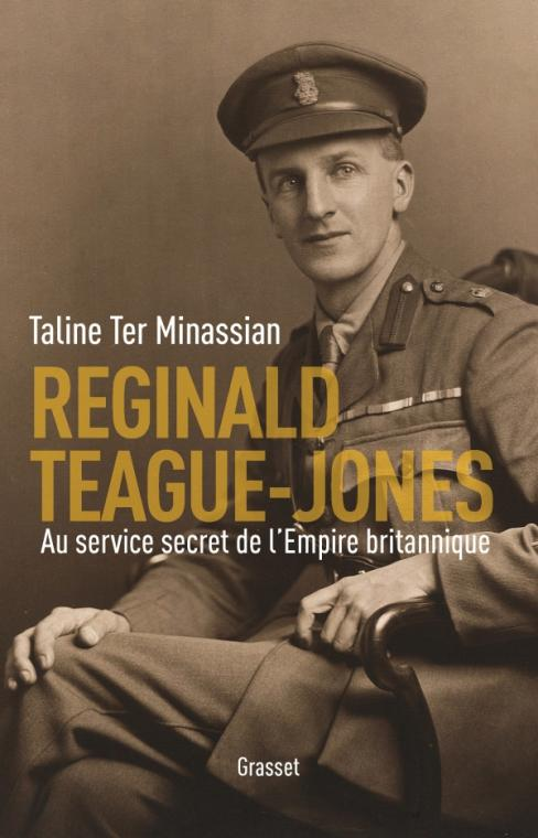 Reginald Teague-Jones