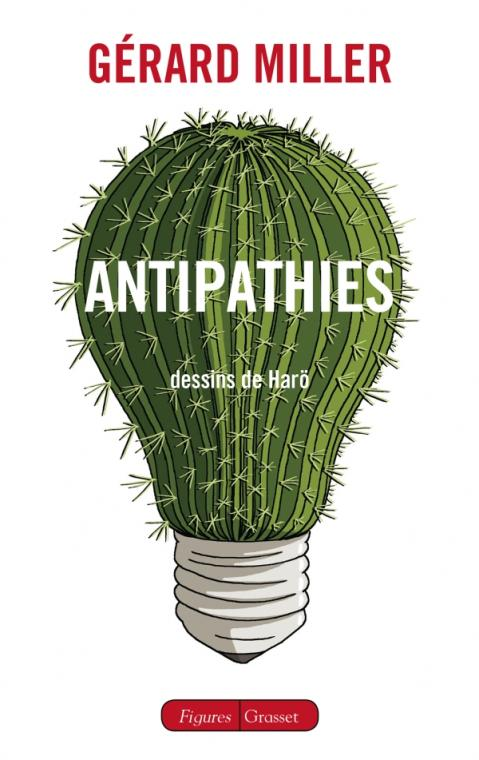 Antipathies - dessins de Harö